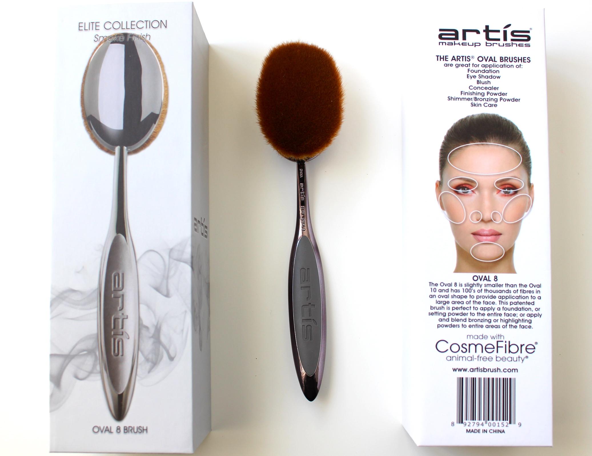 Artis Oval 8 Makeup Brush