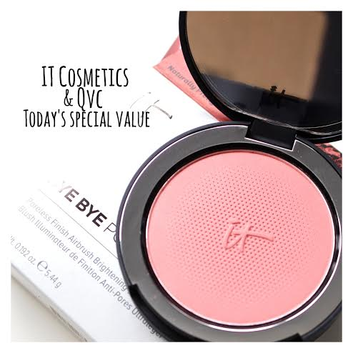 IT Cosmetics IT's Your Bye Bye Collection // QVC TSV