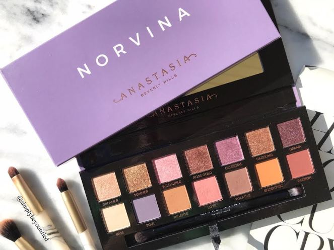 Anastasia Beverly Hills Norvina Palette My Favorite Ever